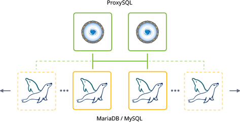Database clusters